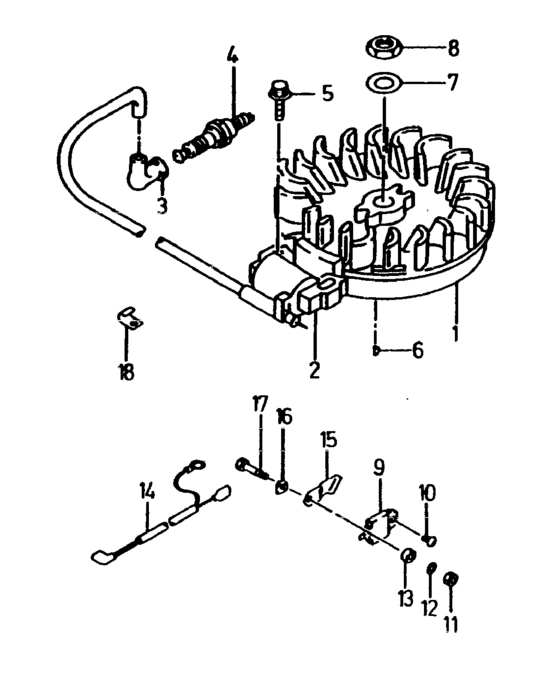 Wood Chipper Engine Diagram moreover Mower also  as well Ez Hauler Wiring Diagram besides T24347780 Need wiring diagram murray ridng mower. on mtd lawn tractor flywheel