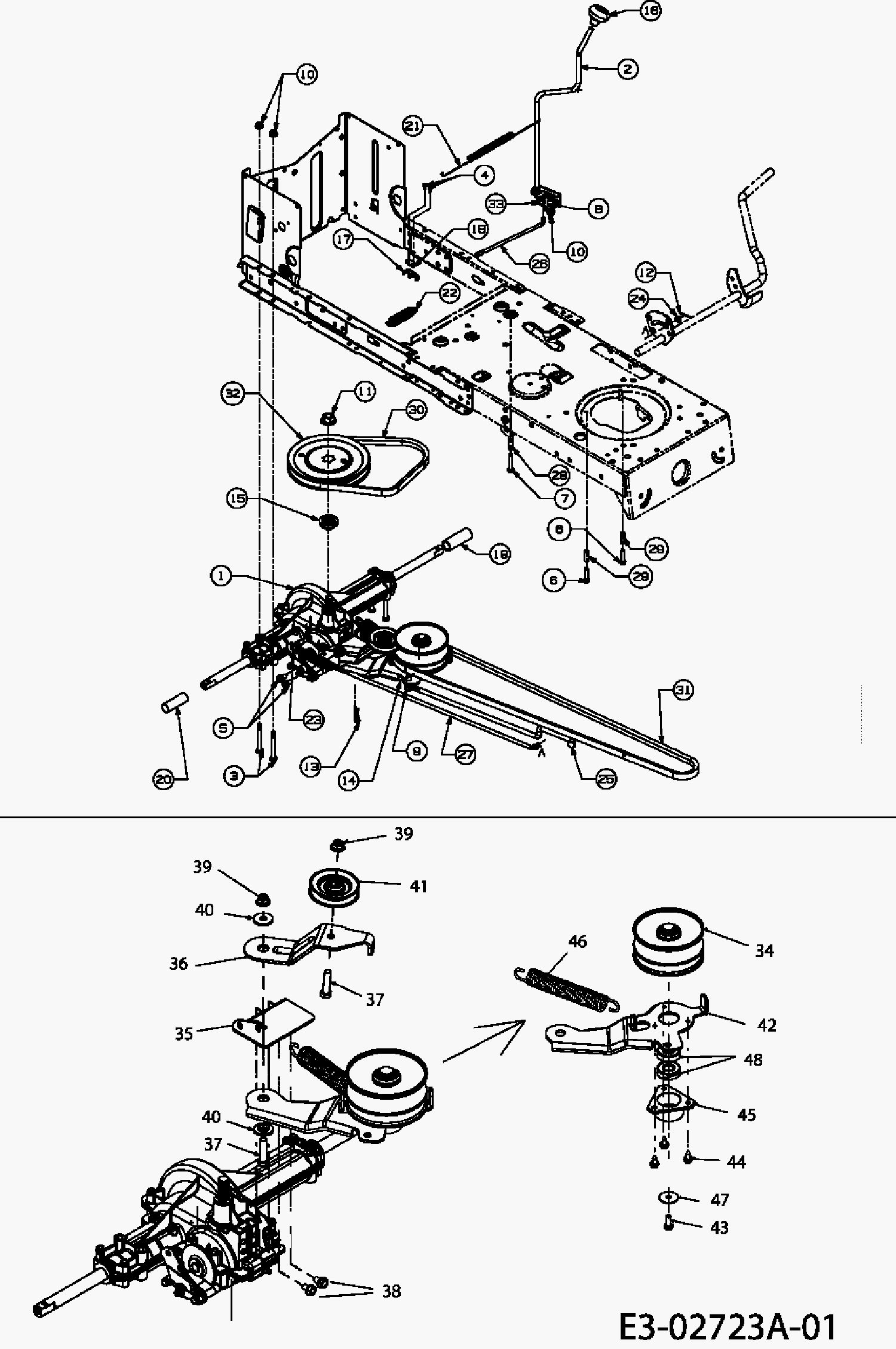 Snow Blower Wiring Diagram on mtd yard machine wiring diagram