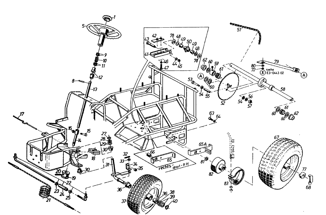 Diagram And Parts List For Mtd Ridingmowertractorparts Model 760 Yardman Wiring Library Riding Mower Schematic 33